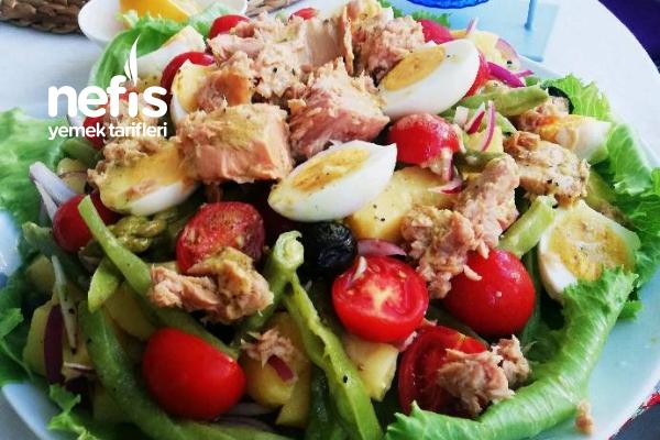 Nicoise Salatası Tarifi