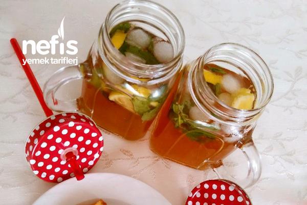 Orjinal Soğuk Çay Mükemmel Ice Tea Tarifi