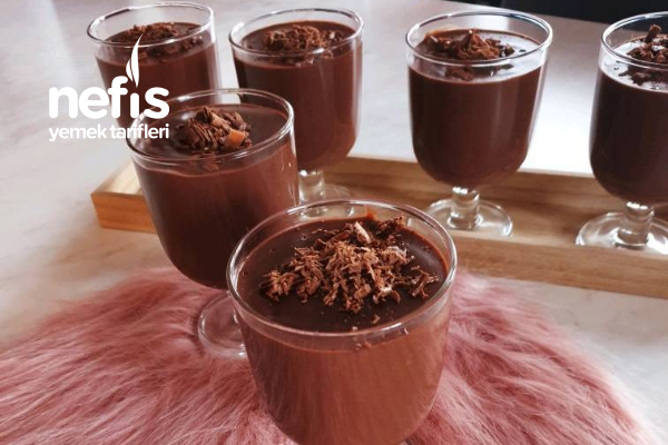 Pastane Usulü Bol Çikolatalı Supangle Tarifi