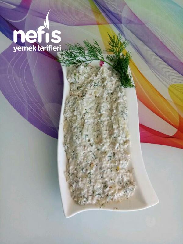 Yoğurtlu Kabak Salatası(meze)