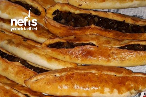 Gaziantep'in Meşhur Zeytin Böreği Tarifi