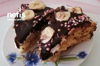 Meyveli Çikolatalı Yaş Pasta Tarifi