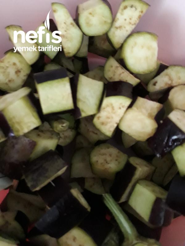 Patlıcan Kurutma