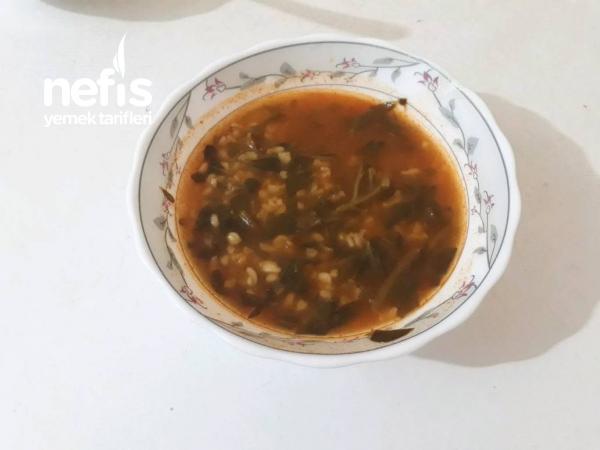 Bulgurlu Semizotu Yemeği (kolay Lezzetli Ve Sağlıklı)