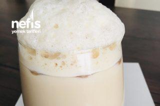 Buzlu Kahve ️ Tarifi