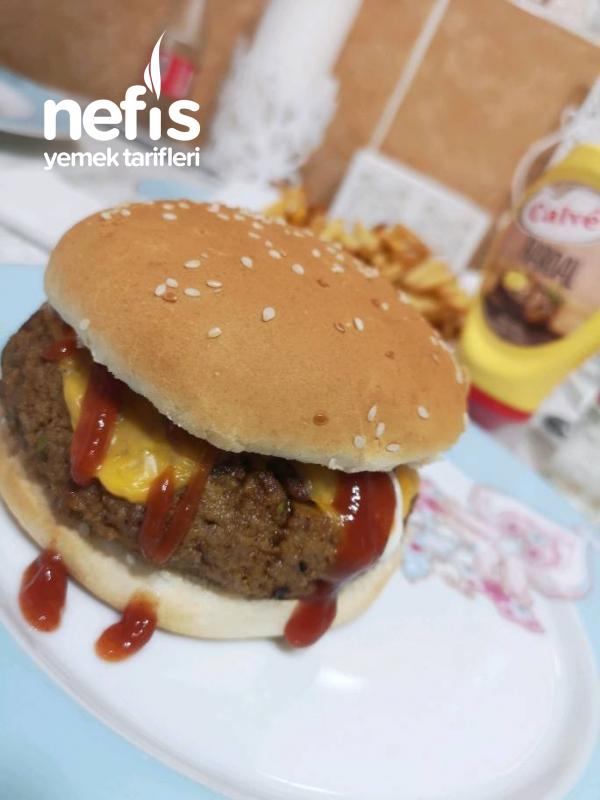 Dolgulu Burger
