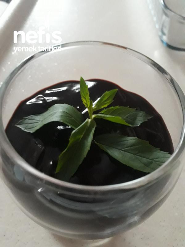 Kakao İle Puding Yapımı (az Malzeme İle)
