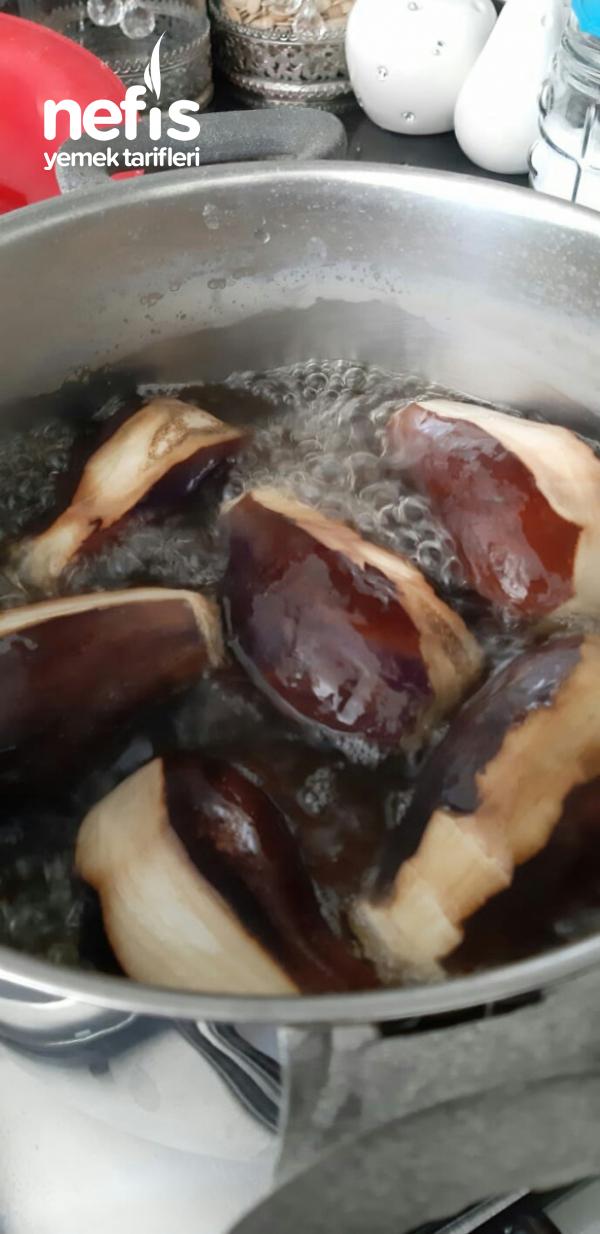 Kışlık Musakkalik Patlıcan Kurusu