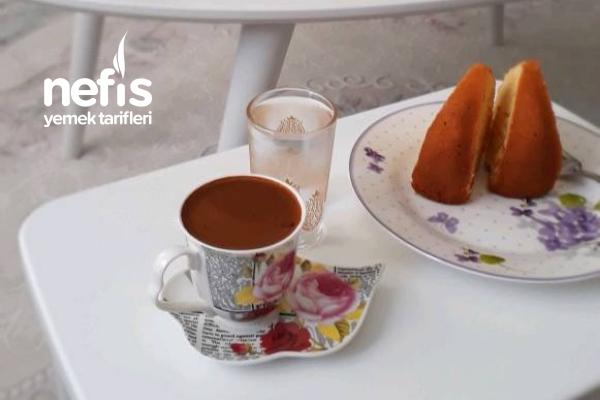 Mis Gibi Tam Kıvamında Orta Şekerli Türk Kahvesi