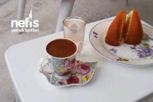 Mis Gibi Tam Kıvamında Orta Şekerli Türk Kahvesi Tarifi