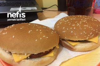 Sena Gültekin's Hamburgers Tarifi