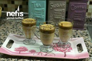 Starbucks Tadında Buzlu Kahve Tarifi