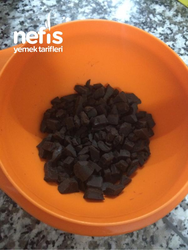 Tarçın Ve Çikolata Parçacıklı Kurabiye