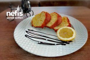 Yemeye Doyamayacağınız Limonlu Kek Tarifi