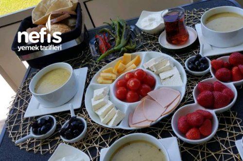 Balkonda Kahvaltı Masam Tarifi