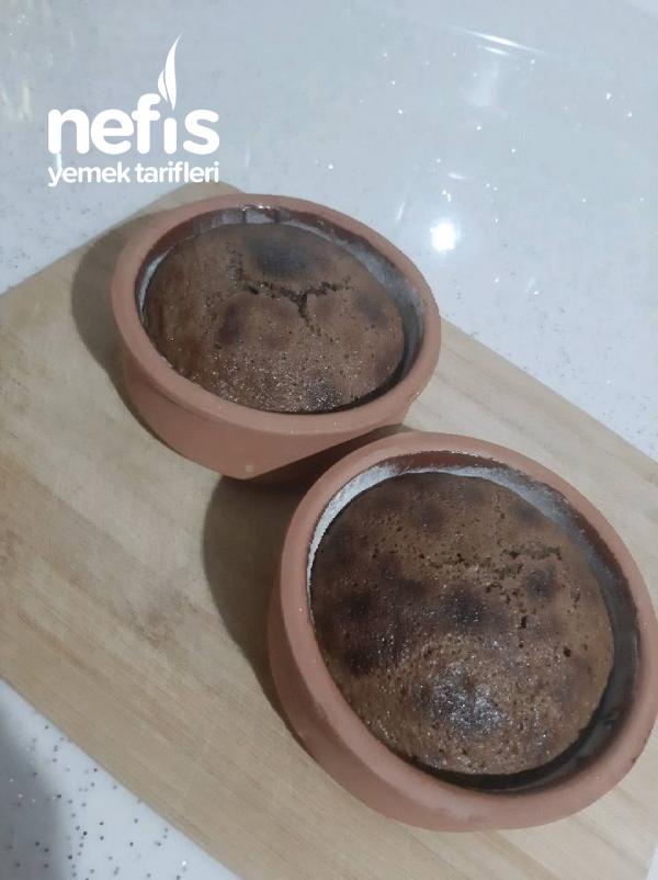 Çikolatalı Sufle (2 Kişilik)