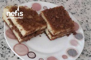 İrmikli Bisküvili Pasta Tarifi