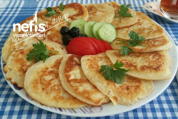 Kahvaltıya 5 Dakika Da Enfes Lalanga Tarifi