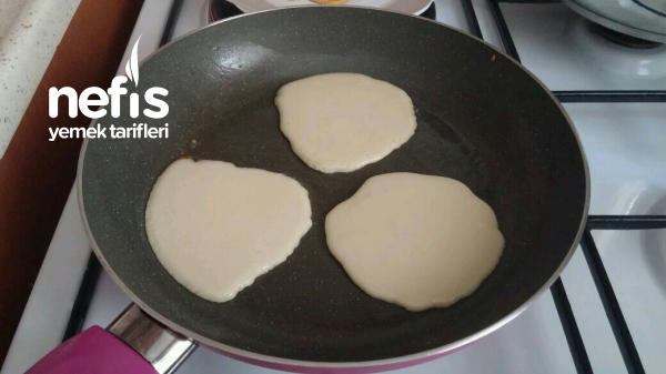 Kahvaltıya 5 dakika da Enfes Lalanga