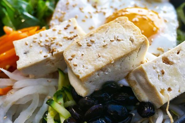 tofu tarifi