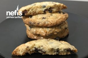 Chocolate Chips Cookie Tarifi