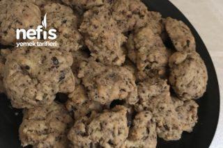 Çikolata Parçalı Cookies Tarifi