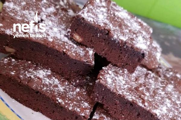 Çikolatalı Kek (Brownie Tadında) Tarifi