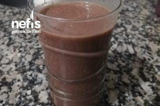 Kilo Almak İçin Kakaolu Milkshake Tarifi