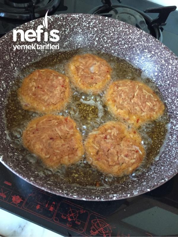 Kolay Köfte (patates Köftesi)