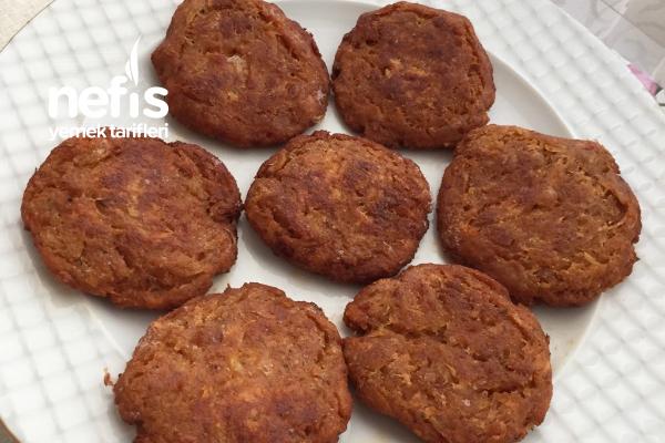 Kolay Köfte (Patates Köftesi) Tarifi