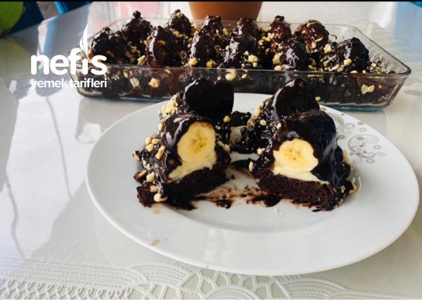 Malaga Yarı Bitterli Yarı Sütlü Çikolatalı
