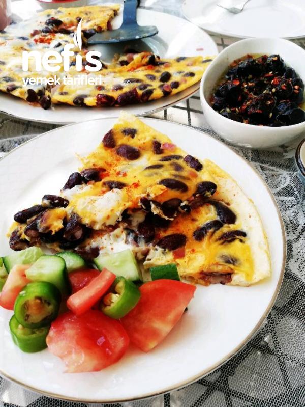 Meksikalı Omlet