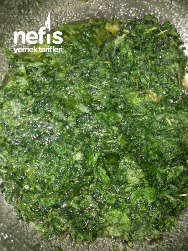 Nane Reçeli (Nefis Yeşil Reçel)
