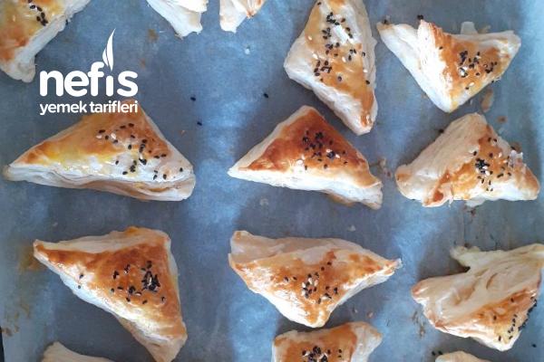 Çıtır Milföy Böreği Tarifi