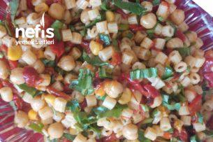 Makarnalı Salata Tarifi