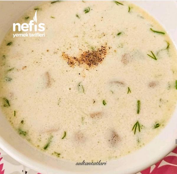 Mantar Çorbası (krema Veya Süt Tercihli)