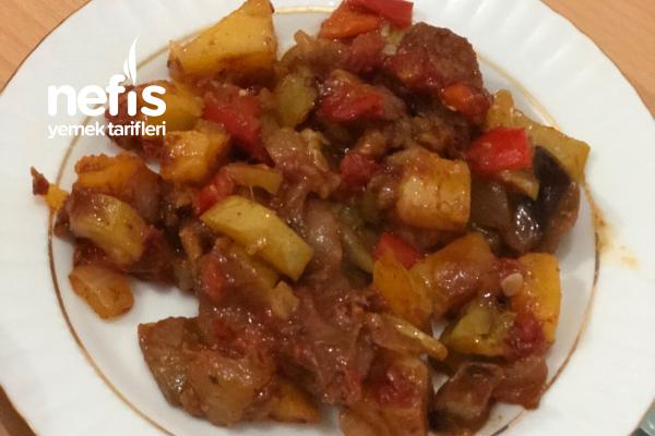 Poşet Kebabı Tarifi