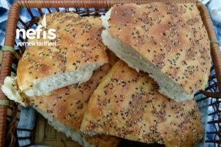 Fırında Puf Puf Ekmek Tarifi