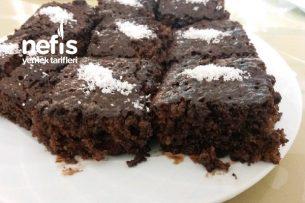 Kakaolu Hindistan Cevizli Islak Kek Tarifi