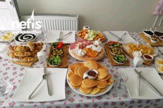 Misafir Kahvaltı Masam ️ Tarifi