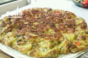 Bayat Simit Pizzası Tarifi