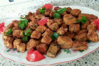 Çıtır Patlıcan Küpleri Tarifi