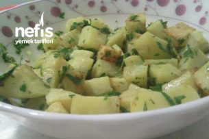 Ekşili Patates Kızartması Tarifi