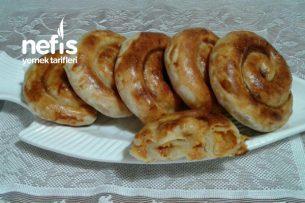 El Açması Börek (Patatesli) Tarifi