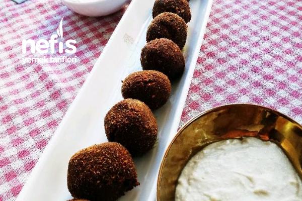 Falafel (Filistin Mutfağı) Tarifi