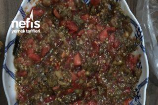 Nefis Patlıcan Herse Tarifi