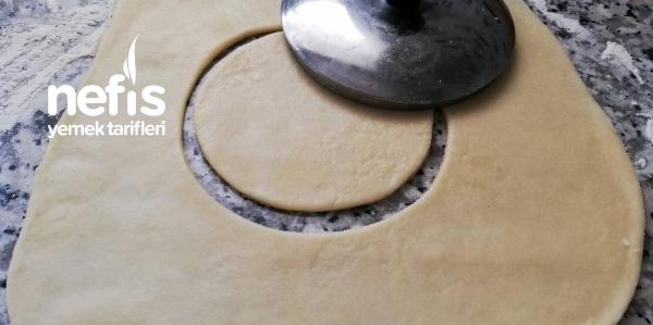 Patatesli El Açması Börek