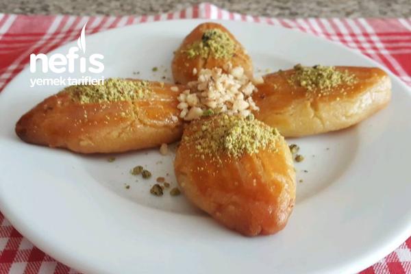 Şekerpare (Limonlu Ve Fındıklı Tam Kıvamında Bir Tatlı) Tarifi