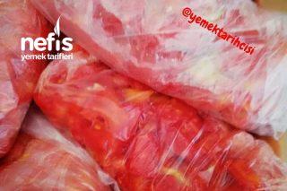 Kışlık Domates Çorbalıkları Tarifi