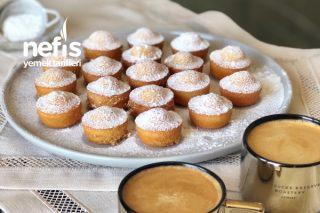 Limonlu Yumuşak Mini Kekler Tarifi